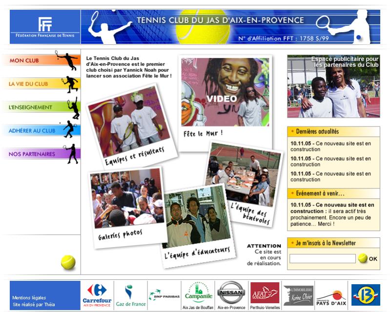 Tennis Club du Jas d'Aix-en-Provence