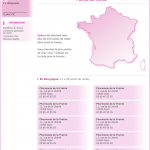 Ophrys - page Points de Vente