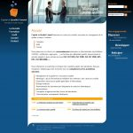 Capital Qualité et Conseil - page d'accueil