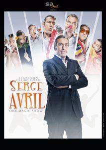 Affiche Serge AVRIL