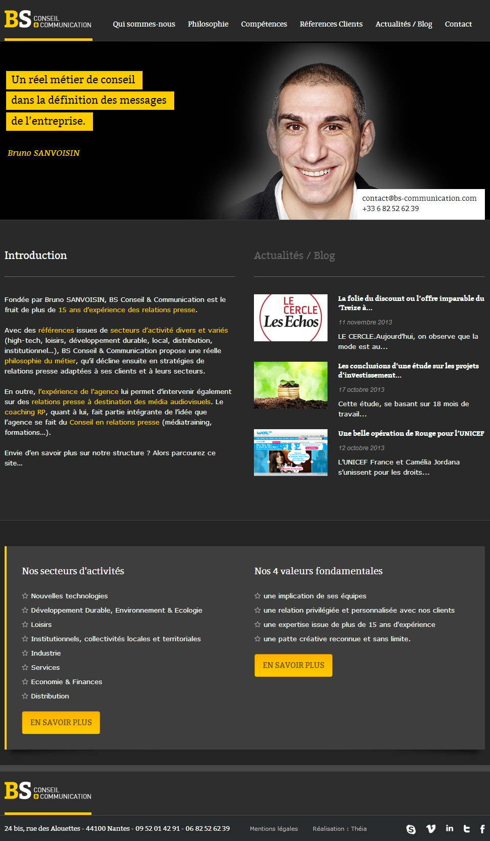 BS Conseil & Communication