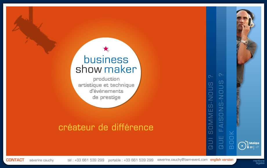 Business Show Makers : organisation d'événements